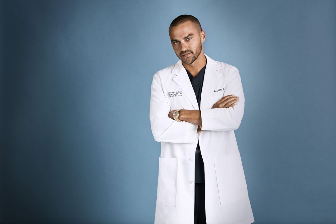 (17. Staffel) - Dr. Jackson Avery (Jesse Williams) - Bildquelle: Mike Rosenthal 2020 American Broadcasting Companies, Inc. All rights reserved. / Mike Rosenthal