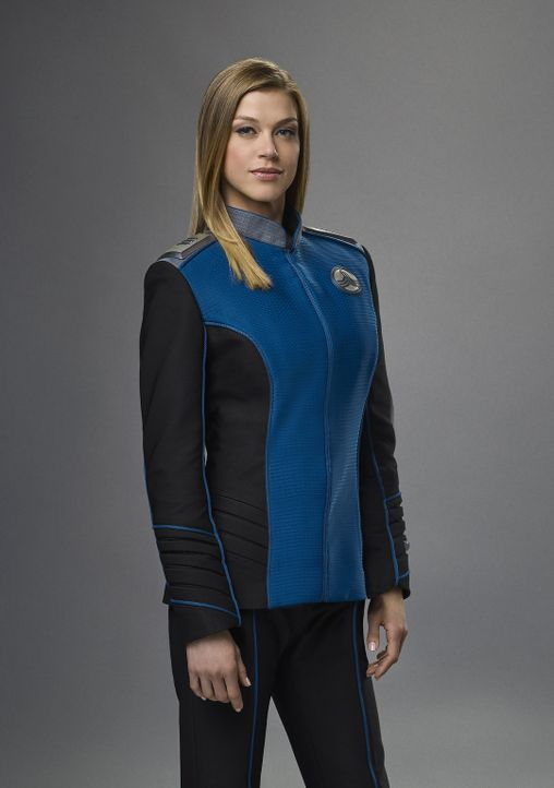 Commander Kelly Grayson (Adrianne Palicki) - Bildquelle: Andrew Eccles 2019 Twentieth Century Fox Film Corporation.  All rights reserved.