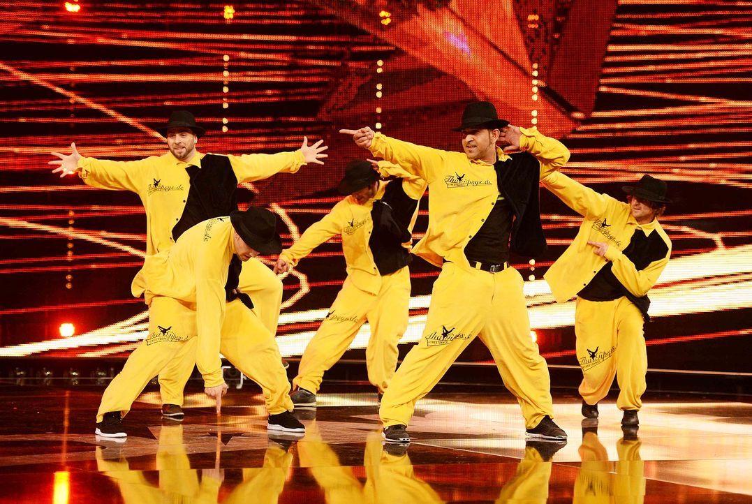 Got-To-Dance-tha-Gipsys-03-SAT1-ProSieben-Willi-Weber - Bildquelle: SAT.1/ProSieben/Willi Weber