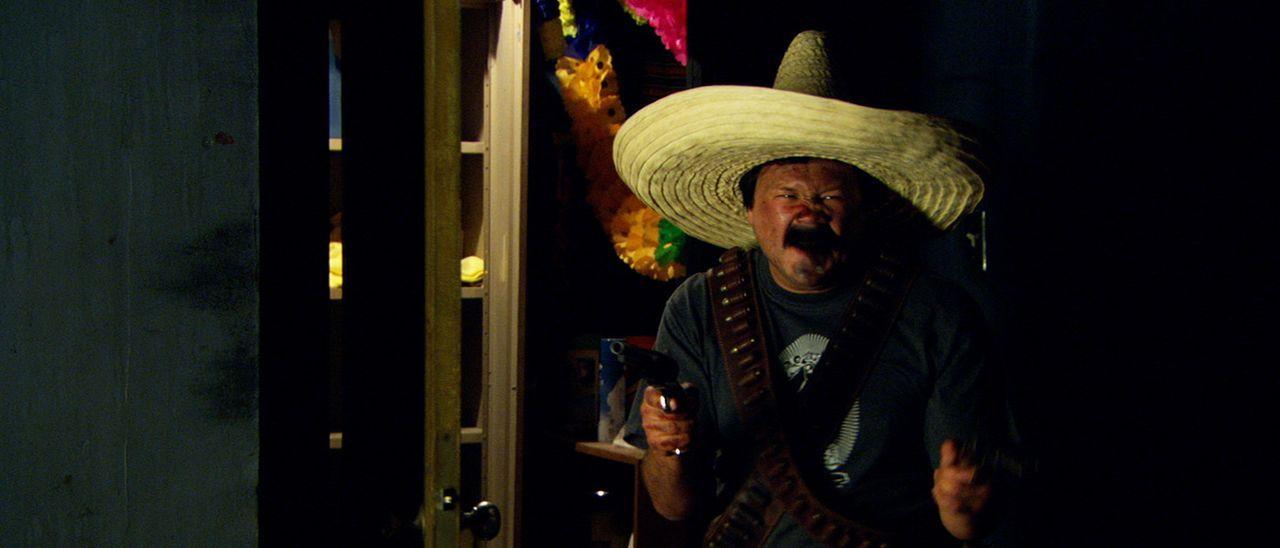 Der mit einem Zombievirus infizierte Paco (Joey Medina) bricht aus seiner Krankenstation aus - und landet auf seiner abenteuerlicher Flucht in einem... - Bildquelle: 2007 Worldwide SPE Acquisitions Inc. All Rights Reserved.