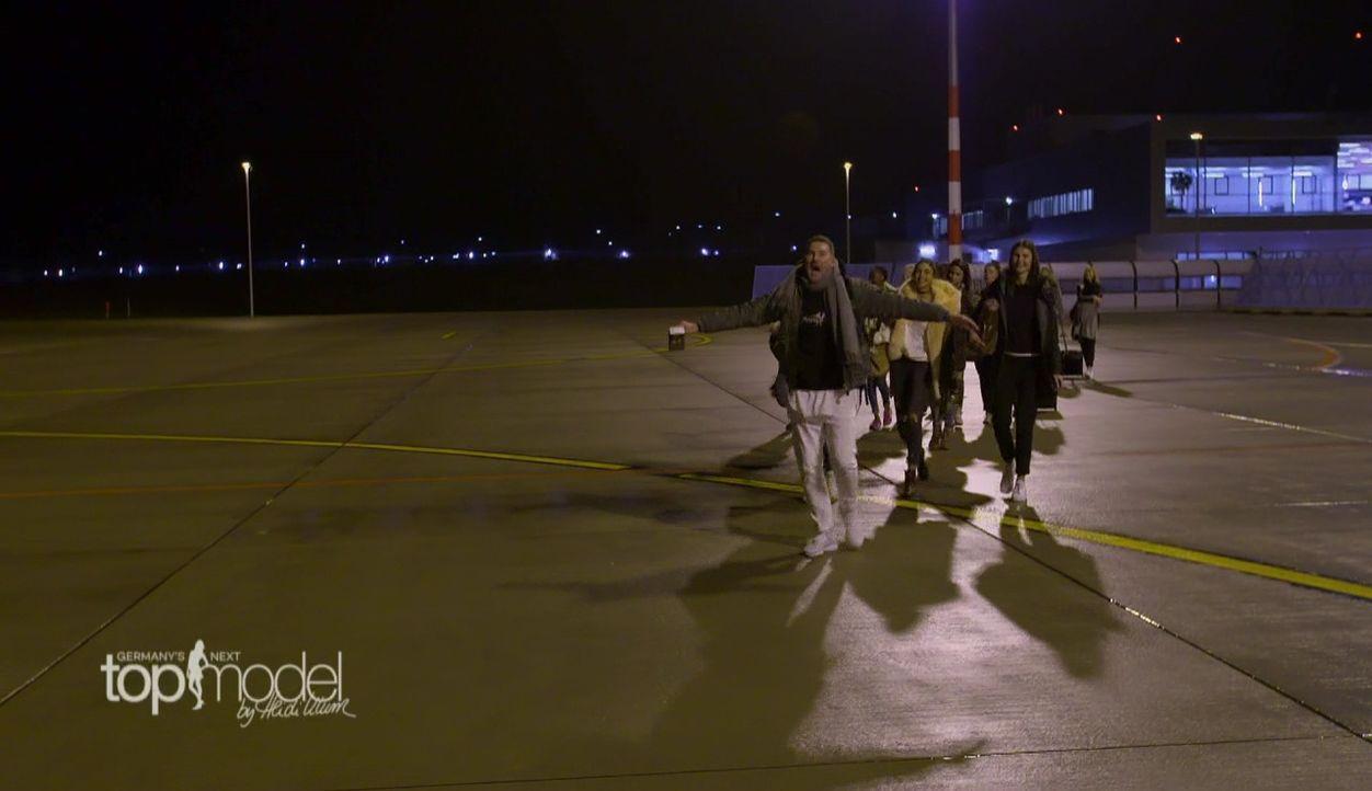 GNTM-S12-Sendung01-26 - Bildquelle: ProSieben