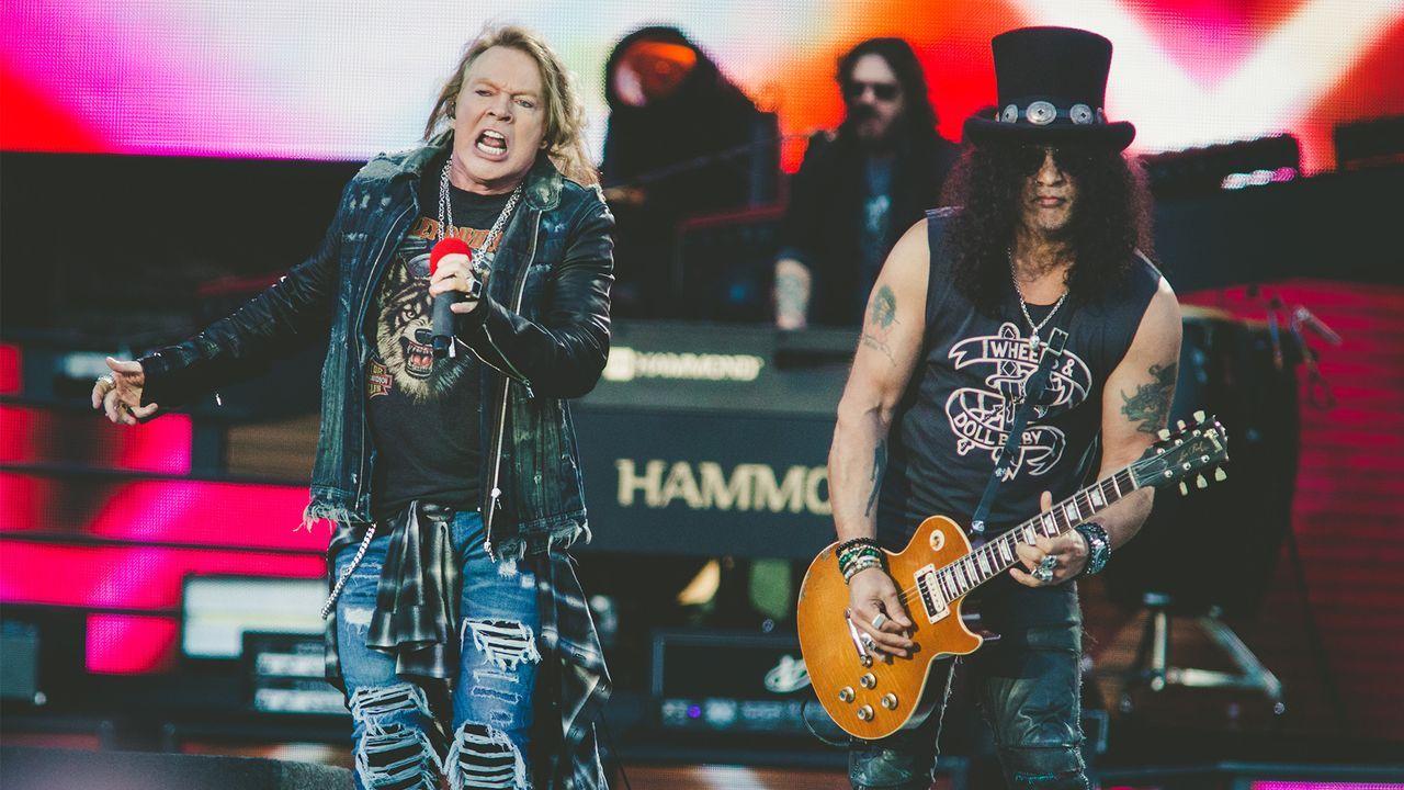 Guns n Roses - Bildquelle: WENN