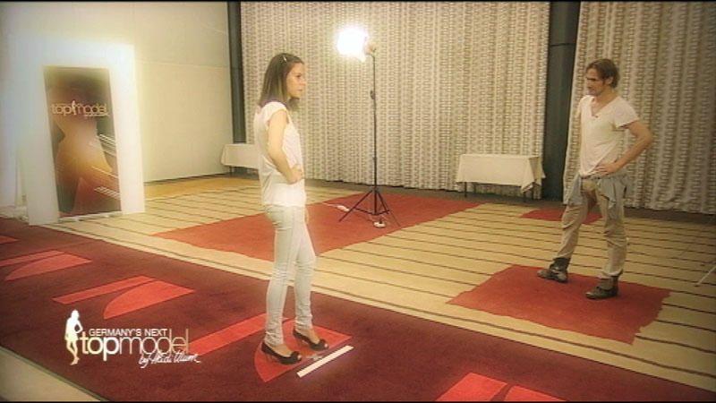 gntm-staffel07-episode-01-008jpg 800 x 450 - Bildquelle: ProSieben