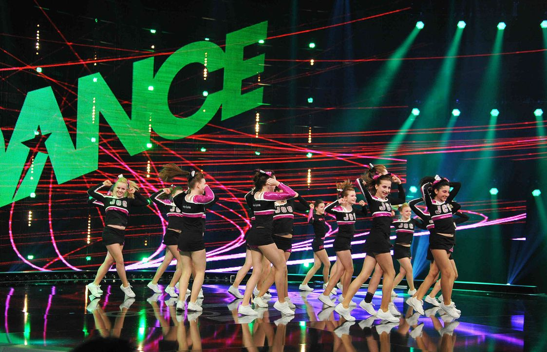 Got-To-Dance-Juicy-Chrystals-Cheerleader-04-SAT1-ProSieben-Willi-Weber - Bildquelle: SAT.1/ProSieben/Willi Weber