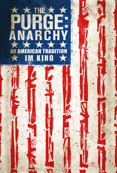 The-Purge-Anarchy-15-Universal-Pictures - Bildquelle: Universal Pictures Germany