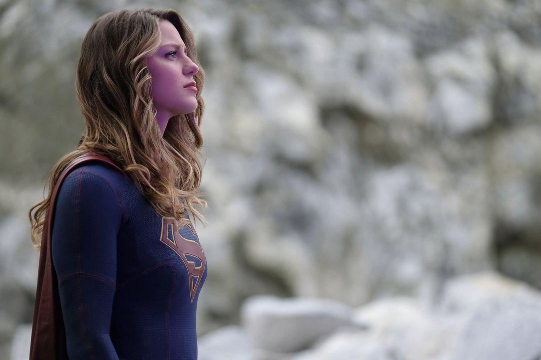 Hätte Alex Supergirls (Melissa Benoist) Verschwinden vermeiden können, wenn sie sich weniger ihrer neuen Flamme und mehr dem Beschützen ihrer Schwes... - Bildquelle: 2016 Warner Bros. Entertainment, Inc.