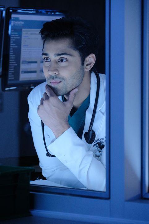 Dr. Devon Pravesh (Manish Dayal) - Bildquelle: Guy D'Alema 2019-2020 Twentieth Century Fox Film Corporation.  All rights reserved. / Guy D'Alema