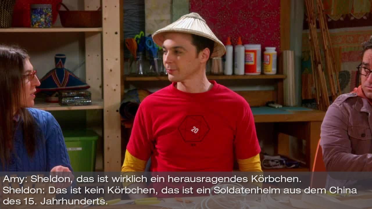 Zitate The Big Bang Theory Staffel 8 Folge 12 Bild10 - Bildquelle: Warner Bros. Television