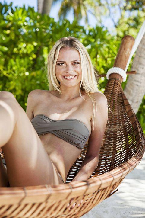 GNTM-Stf10-Epi13-Bikini-Shooting-Malediven-10-Darya-ProSieben-Boris-Breuer - Bildquelle: ProSieben/Boris Breuer