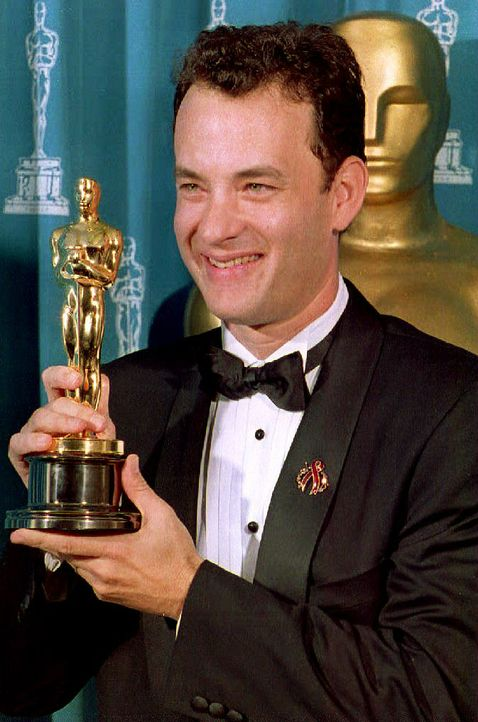 Bester-Hauptdarsteller-1995-Tom-Hanks-AFP - Bildquelle: AFP