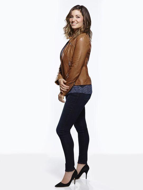 (2. Staffel) - Hat es nicht immer leicht: Dannys Schwester Leslie (Bianca Kajlich) ... - Bildquelle: Warner Brothers