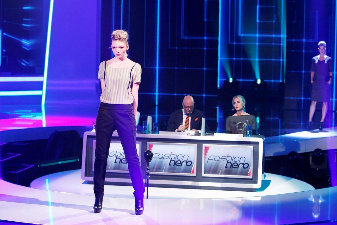 Fashion-Hero-Epi01-Sahra-Tehrani-07-ProSieben-Richard-Huebner - Bildquelle: ProSieben / Richard Huebner