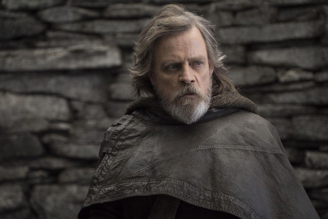 Luke Skywalker (Mark Hamill) - Bildquelle: John Wilson 2017 & TM Lucasfilm Ltd. / John Wilson