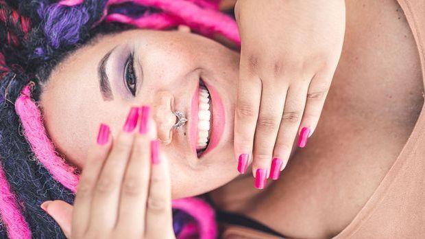 Trendfarbe Pink – ob auffällig oder knallig – egal, Pink ist neben Rosé eine...
