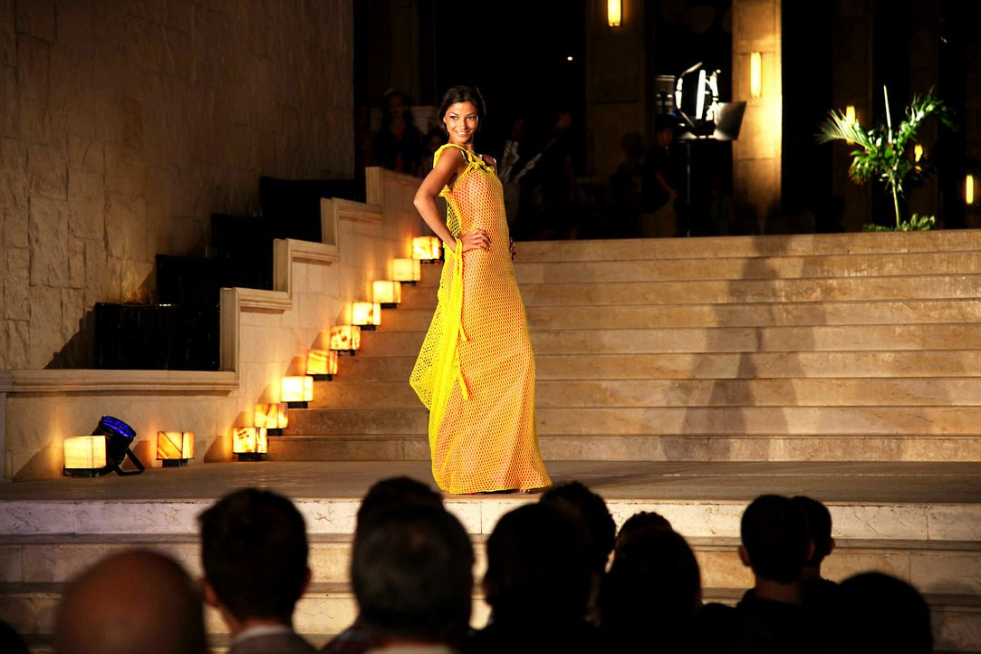 germanys-next-topmodel-stf07-epi09-fashionshow-032-prosiebenjpg 2000 x 1333 - Bildquelle: ProSieben
