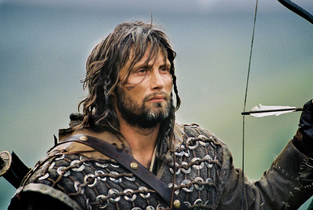 Mitglied bei König Artus? Tafelrunde: Tristan (Mads Mikkelsen) ... - Bildquelle: TOUCHSTONE PICTURES & JERRY BRUCKHEIMER FILMS, INC. ALL RIGHTS RESERVED.