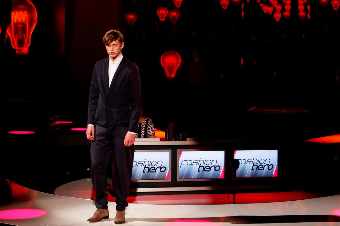 Fashion-Hero-Epi02-Gewinneroutfits-Tim-Labenda-01-S-Oliver-Richard-Huebner - Bildquelle: ProSieben / Richard Huebner