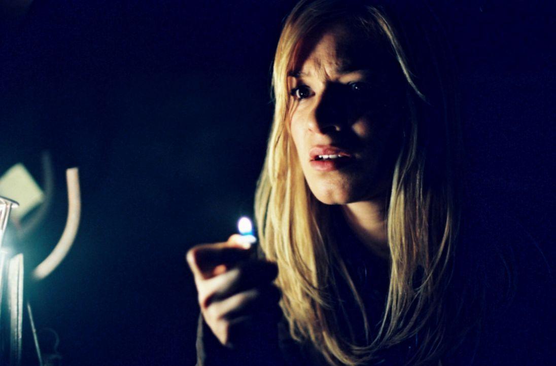 Dumm gelaufen: Während Kate (Franka Potente) nachts auf die nächste U-Bahn wartet, schläft sie ein. Als sie aufwacht, beginnt für sie ein nicht... - Bildquelle: TMG