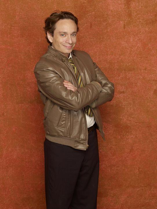 (2. Staffel) - Frankies Kollege bei Ehlert Motors: Bob (Chris Kattan) ... - Bildquelle: Warner Brothers