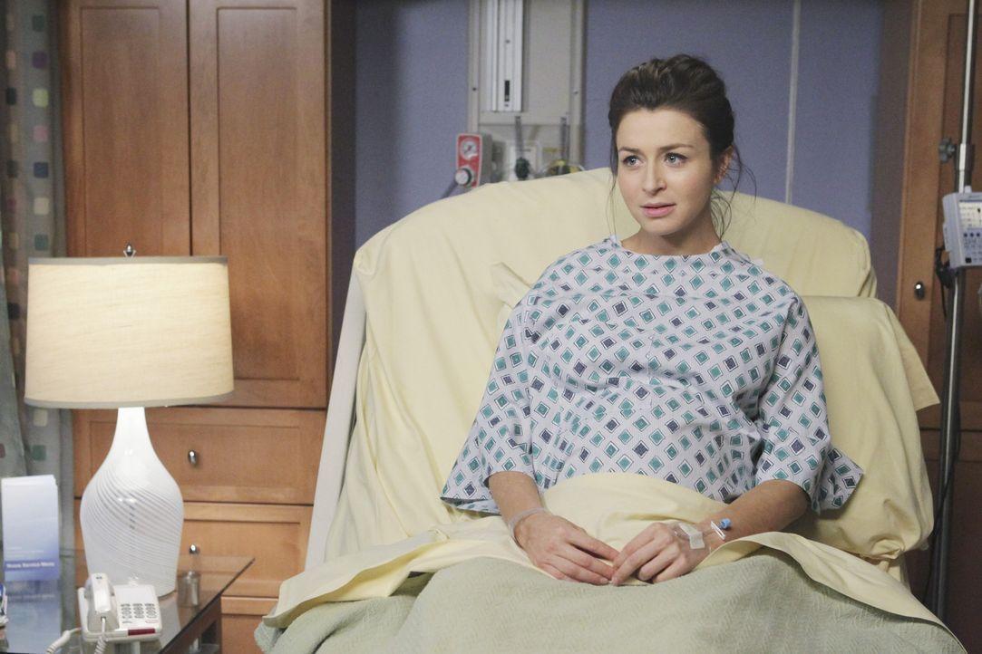 Als bei Amelia (Caterina Scorsone) die Wehen einsetzen, stehen ihr alle Ärzte der Praxis, zur Seite ... - Bildquelle: ABC Studios