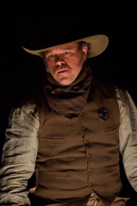 Texas Ranger LaBoeuf (Matt Damon) ist ebenfalls hinter dem Flüchtigen her, um die hohe Kopfgeldprämie zu kassieren ... - Bildquelle: (2010) PARAMOUNT PICTURES. All rights reserved.