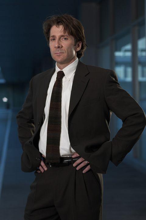 Riskiert seinen guten Namen für eine gerechte Sache: Sol Binder (Leland Orser) ... - Bildquelle: TM &   2006 CBS Studios Inc. All Rights Reserved.