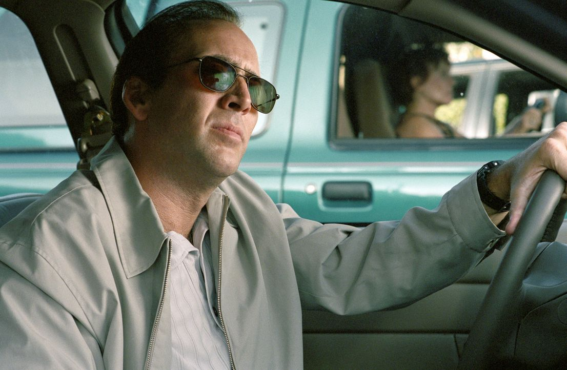 Als seine Macken allmählich auch seinen kriminellen Broterwerb gefährden, muss Roy (Nicolas Cage) wohl oder übel einen Psychoanalytiker um Hilfe... - Bildquelle: Warner Bros. Pictures