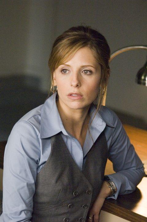 Weiß nicht mehr, was Wahrheit oder brutale Lüge ist: Jess (Sarah Michelle Gellar) ...