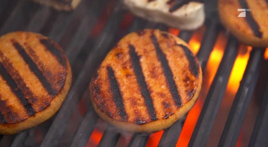 Selber galileo grillkäse machen Fladenbrot selber