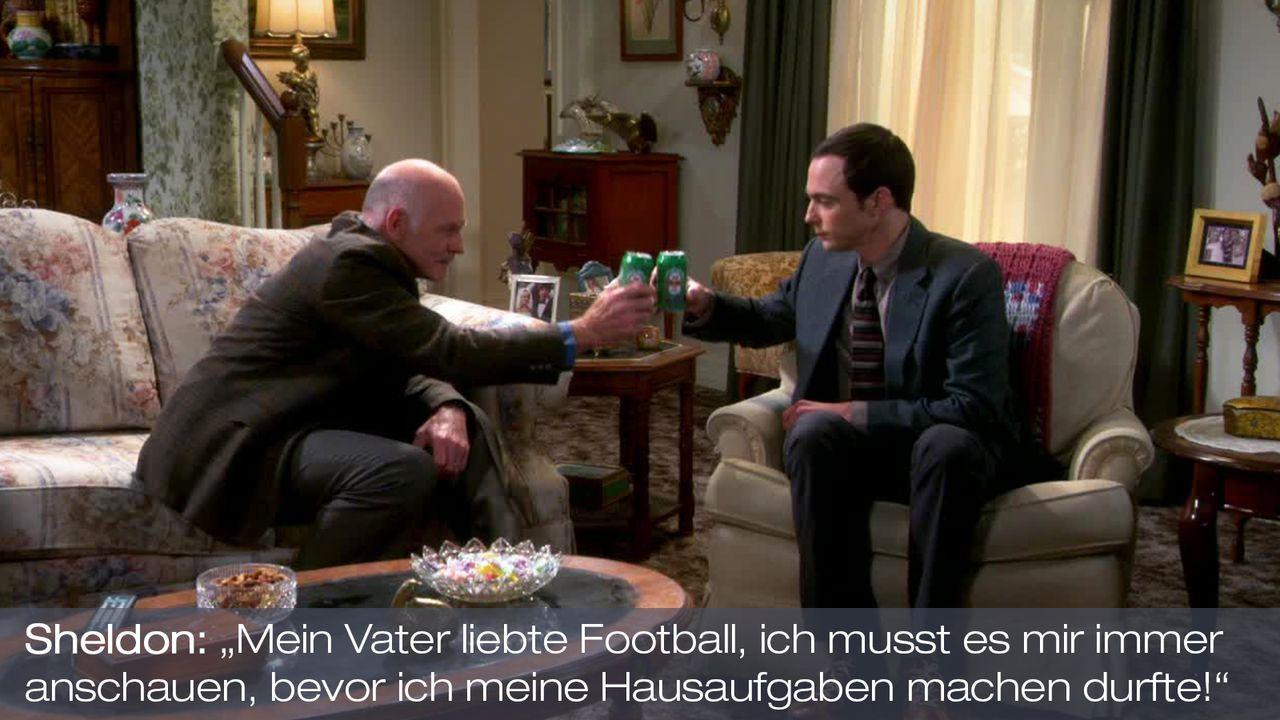 Staffel 7 Folge 9 - Zitat 5 - Bildquelle: Warner Bros. Television