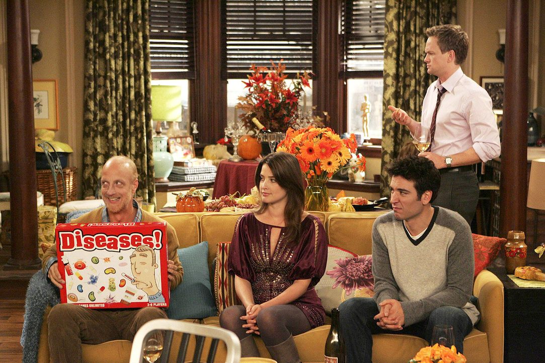 how-i-met-your-mother-special-klapsgiving2-03-20th-century-fox-international-televisionjpg 1536 x 1024 - Bildquelle: 20th Century Fox International Television