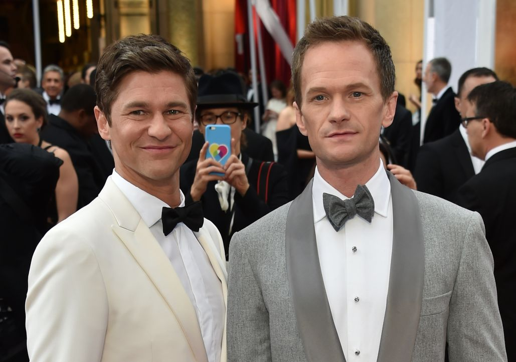 Neil Patrick Harris Red Carpet - Bildquelle: getty AFP