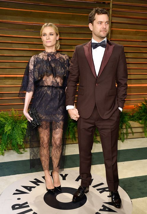 Oscars-Vanity-Fair-Party-Diane-Kruger-Joshua-Jackson-140302-getty-AFP - Bildquelle: getty-AFP