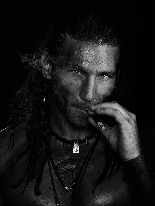 Black-Sails-Charaktere-Charles-Vane - Bildquelle: Black Sails © 2014 Starz Entertainment, LLC. All rights reserved