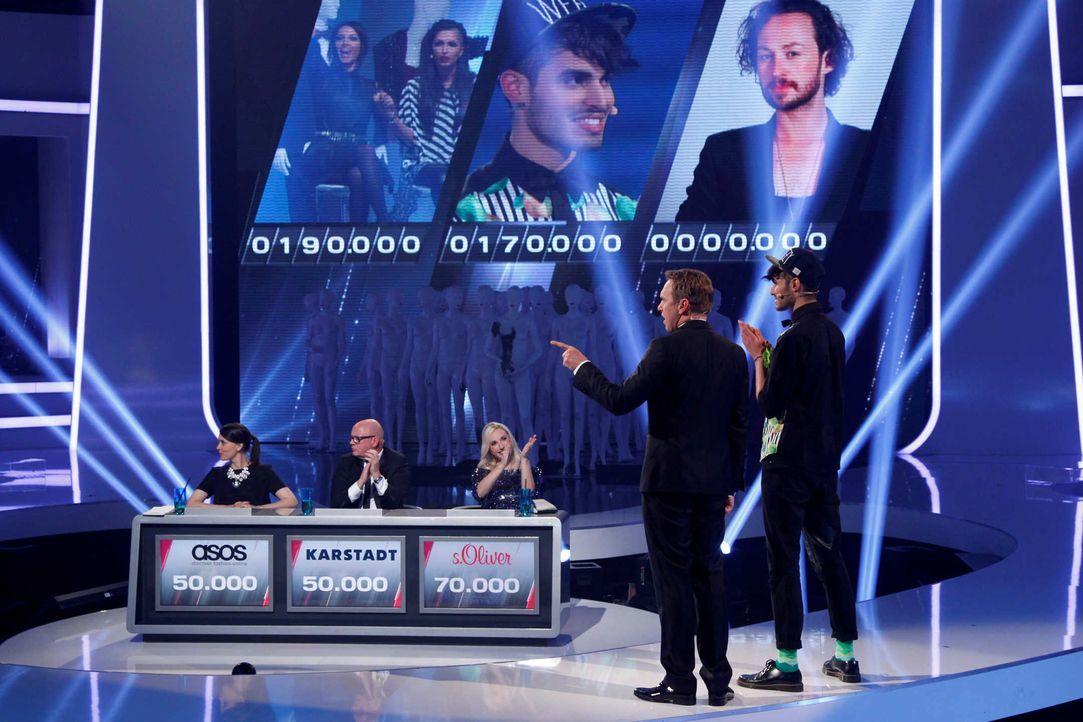 Fashion-Hero-Epi08-Show-26-Richard-Huebner-ProSieben - Bildquelle: Pro7 / Richard Hübner