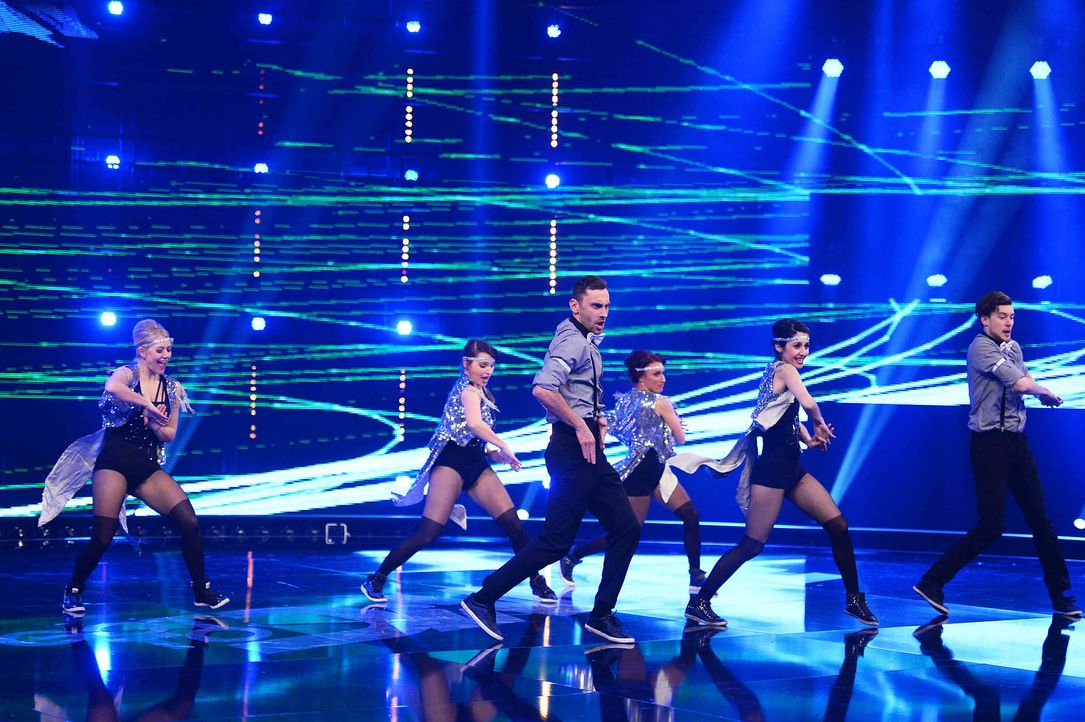 Got-To-Dance-CreaTionZ-06-SAT1-ProSieben-Willi-Weber - Bildquelle: SAT.1/ProSieben/Willi Weber