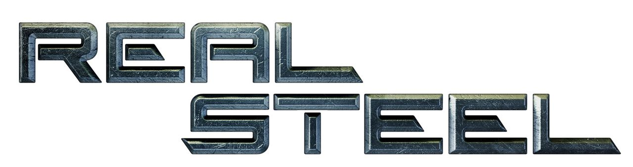 REAL STEEL - STAHLHARTE GEGNER - LOGO - Bildquelle: Greg Williams, Melissa Moseley DREAMWORKS STUDIOS.  All rights reserved