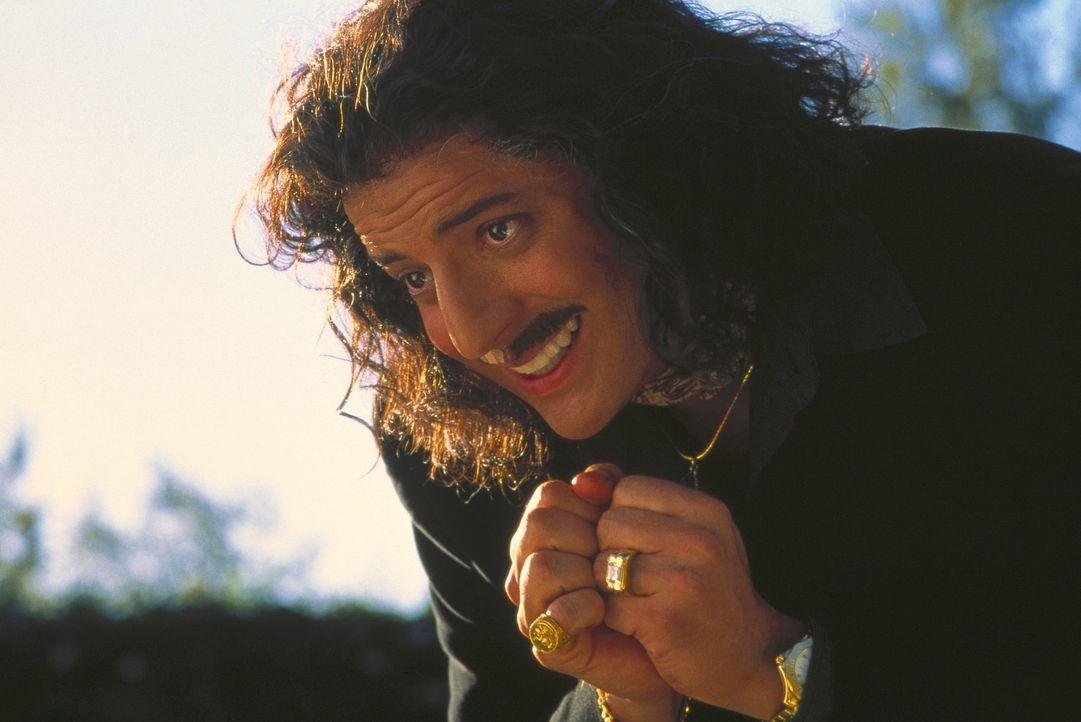 Elliots (Brendan Fraser) dritter Wunsch: als eiskalter Drogenlord seiner Geliebten das Herz brechen. Doch den Tücken seines Gewerbes sind keine Gre... - Bildquelle: The 20th Century Fox Film Corporation