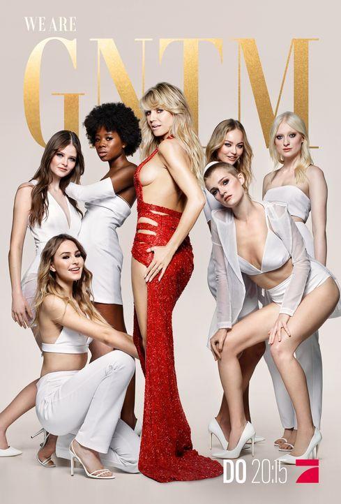 """Germany's Next Topmodel - by Heidi Klum"" 2021 - Bildquelle: Rankin"