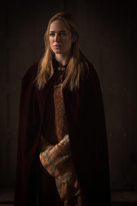 Um alle Teile des Schicksalsspeers zu finden, bevor die Legion des Bösen es tut, müssen Sara (Caity Lotz) und die Legends in verschiedenen Zeitperio... - Bildquelle: Warner Brothers