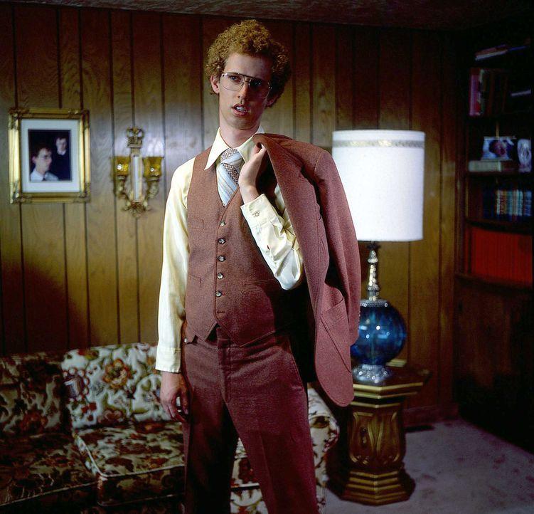 Der exzentrische Teenager Napoleon Dynamite (Jon Heder) lebt im ländlichen Idaho. In der Schule ist er ein Außenseiter und zu Hause läuft's auch nic... - Bildquelle: TM & © 2006 Paramount Pictures. All Rights Reserved.