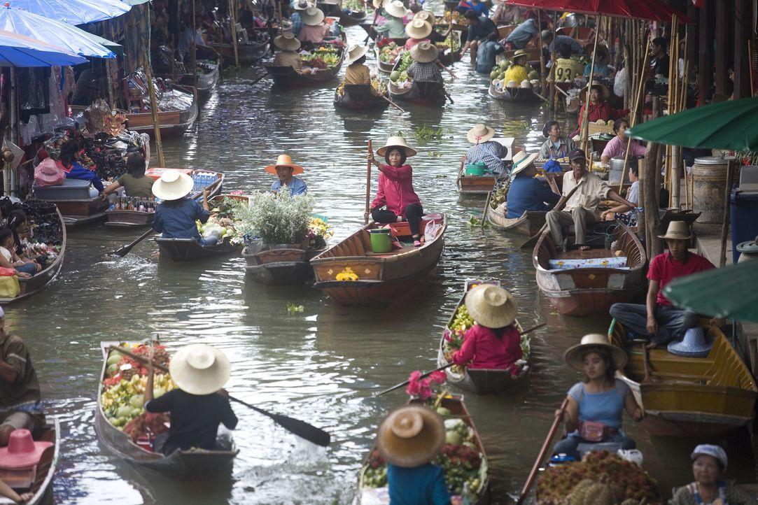 Gefährliches Bangkok ...