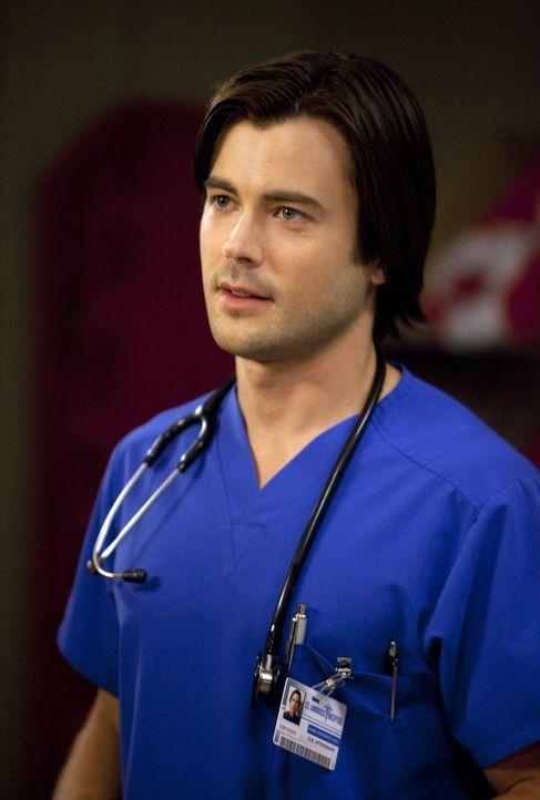 Tritt seinen Dienst im Saint Ambrose Krankenhaus an: Dr. James Peterson (Matt Long) ... - Bildquelle: ABC Studios