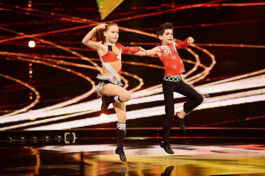 Got-To-Dance-Cecilia-David-06-SAT1-ProSieben-Willi-Weber-TEASER - Bildquelle: SAT.1/ProSieben/Willi Weber