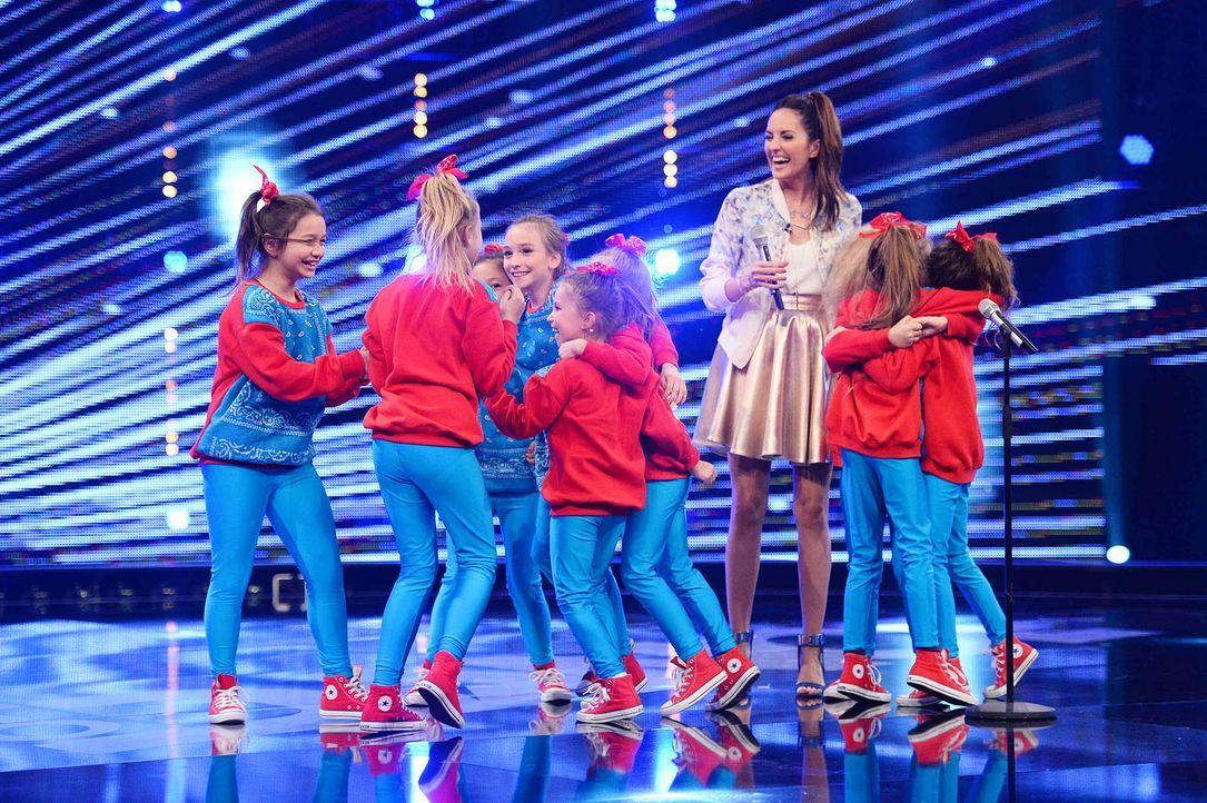 Got-To-Dance-Feetback-10-SAT1-ProSieben-Willi-Weber - Bildquelle: SAT.1/ProSieben/Willi Weber