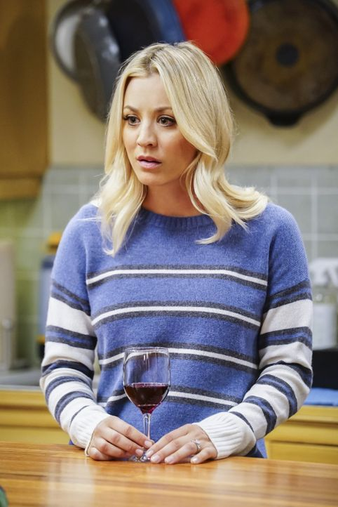 Was wird Penny (Kaley Cuoco) machen, als sie erfährt, dass sich Bernadettes schlimmsten Befürchtungen bewahrheiten und ihr Job möglicherweise tatsäc... - Bildquelle: Warner Bros. Television