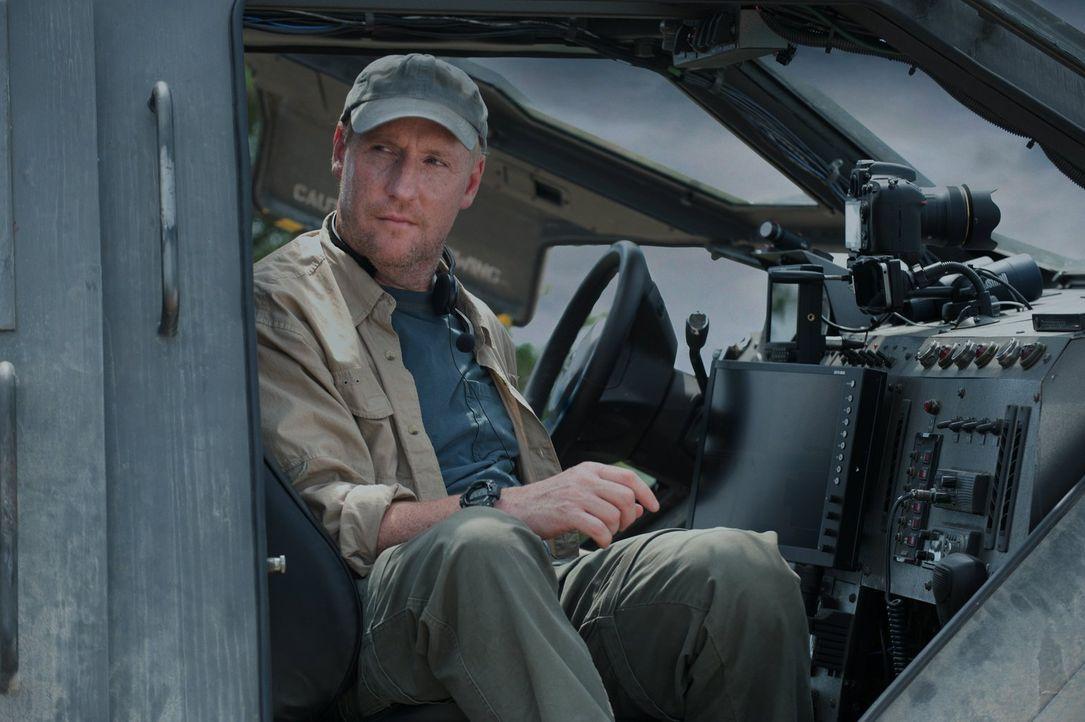 Tornadojäger Pete (Matt Walsh) ist fest entschlossen, den monströsen Wirbelsturm mit der Kamera einzufangen - wird er auf seiner gefährlichen Missio... - Bildquelle: 2014   Warner Bros.
