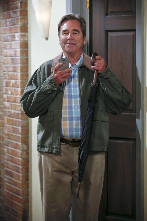 Selbstständigkeit ist nicht gerade Toms (Beau Bridges) Stärke ... - Bildquelle: 2013 CBS Broadcasting, Inc. All Rights Reserved.