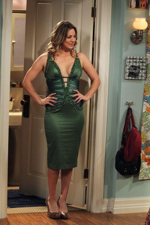 Bereitet sich auf ein romantisches Date mit Leonard vor: Penny (Kaley Cuoco) ... - Bildquelle: Warner Bros. Television