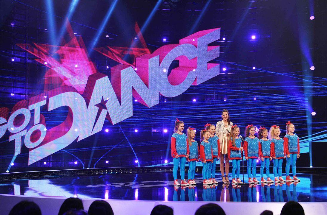 Got-To-Dance-Feetback-01-SAT1-ProSieben-Willi-Weber - Bildquelle: SAT.1/ProSieben/Willi Weber